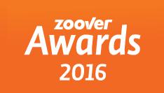 Zoover awards 2016 logo