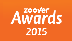 Zoover awards 2015 logo