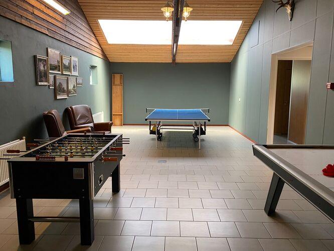Sport & Spel ruimte