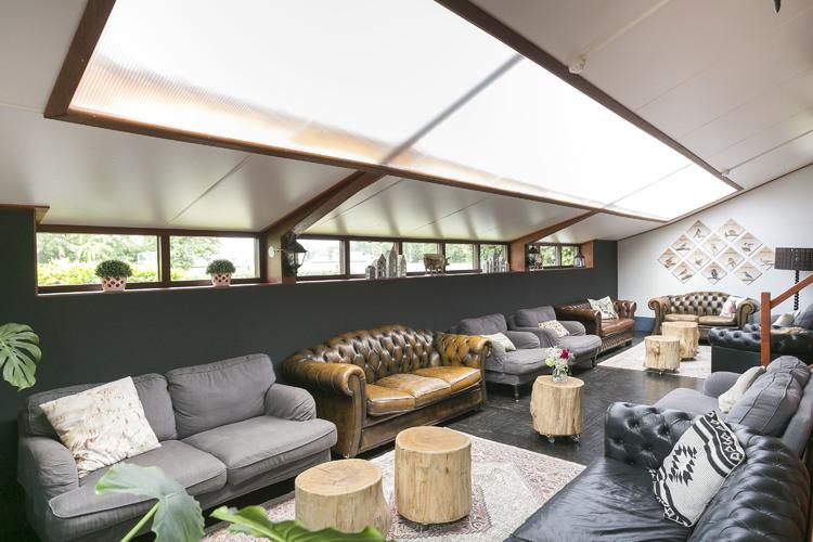 Gezellig lounge